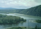 Dawson City Hike - Klondike And Yukon Rivers Confluence by camojack in Special Points of Interest