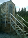 Chilkoot Trail 2008 - Privy by camojack in Special Points of Interest
