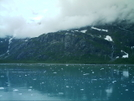 Glacier Bay - Lone Sailboat by camojack in Special Points of Interest