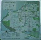 Anchorage Trails Map by camojack in Special Points of Interest
