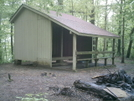 Blue Mountain Shelter by camojack in Trail & Blazes in Georgia