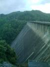 Fontana Dam by camojack in Trail & Blazes in North Carolina & Tennessee