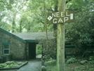 Neel Gap Sign by camojack in Trail & Blazes in Georgia