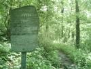 Raven Cliffs Wilderness Sign by camojack in Trail & Blazes in Georgia