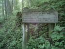 Stecoah Gap Sobo Sign by camojack in Trail & Blazes in Georgia