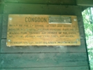 Congdon Shelter Sign by camojack in Trail & Blazes in Vermont