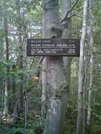 Another Sign Near The Mark Noepel Shelter by camojack in Trail and Blazes in Massachusetts
