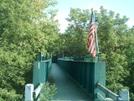 Footbridge In North Adams, Ma by camojack in Trail and Blazes in Massachusetts