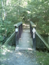Footbridge Leaving North Adams, Ma by camojack in Trail and Blazes in Massachusetts