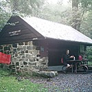 Pass Mountain hut by camojack in Trail & Blazes in Virginia & West Virginia