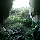 S. Africa 2011 - looking out of yet another cave entrance by camojack in Special Points of Interest