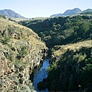 S. Africa 2011 -downstream of Bourke's Luck Potholes by camojack in Special Points of Interest