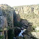 S. Africa 2011 -upstream of Bourke's Luck Potholes by camojack in Special Points of Interest