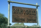 S. African Safari 'kamo' Tourism Centre Sign by camojack in Special Points of Interest