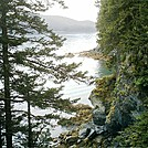 Spruce Island Alaska - hike to Ouzinkie, view from cliff by camojack in Special Points of Interest