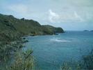 St. Bart's Hike - Shoreline
