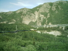 Alaska 2008 - View Of Train On Curve By Bridge by camojack in Special Points of Interest