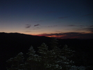 Sunrise Southern Presidentials by DawnTreader in Views in New Hampshire