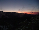 Sunrise, Southern Presidentials by DawnTreader in Views in New Hampshire