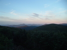 Dawn On The Presidential Ridge by DawnTreader in Views in New Hampshire