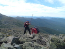 Mt. Jefferson Summit by DawnTreader in Views in New Hampshire