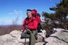 hiker7 stroudsburg overlook