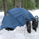 Snowshoed Tent by HIKER7s in Gear Gallery