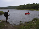 Kennebec Ferry by Peanut in Thru - Hikers
