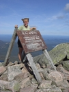 One Of My Summit Photos by Peanut in Thru - Hikers
