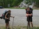 Karen And Lukasz by Peanut in Thru - Hikers