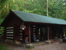 Birch Run Shelter by elray in Maryland & Pennsylvania Shelters