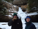Old Mans Cave Annual Winter Hike Oh by elray in Other Trails
