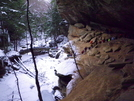Old Mans Cave Annual Winter Hike by elray in Other Trails