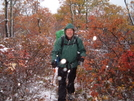 Snowy Fall Hike by elray in Views in New Jersey & New York