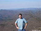 Me on Blood Mtn by Tabasco in Section Hikers
