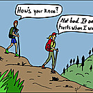 Hurt Walk by attroll in Boots McFarland cartoons