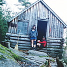 Long Trail by Mountain Mike in Vermont Shelters