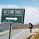 Long Trail by Mountain Mike in Views in Vermont