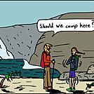 Camp here by attroll in Boots McFarland cartoons