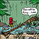 Funny later by attroll in Boots McFarland cartoons
