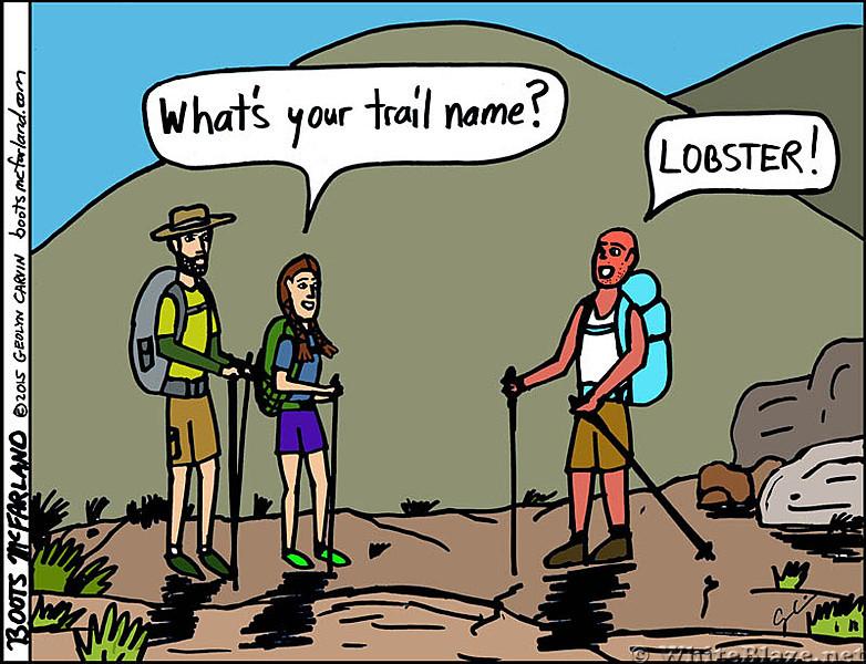 Trail name