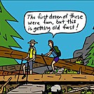 First dozen by attroll in Boots McFarland cartoons