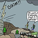 Lightning by attroll in Boots McFarland cartoons