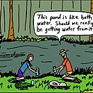 Pond Water