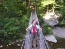 Tye River Foot Bridge
