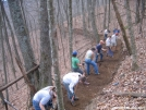 Iron Mtn Gap trailwork by auroram in Maintenence Workers