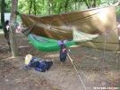 Slow Hike's Hammock by Michele in Hammock camping