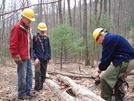 GATC District 9 Section 19- Access Trail (Andrews Cove Trail) by Yonah Ada-Hi in Maintenence Workers