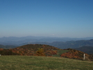 Max Patch, Looking Northish. by Yonah Ada-Hi in Trail & Blazes in North Carolina & Tennessee