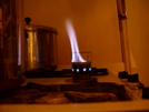 Double Shot Stove - Flame Pattern by GlazeDog in Gear Gallery